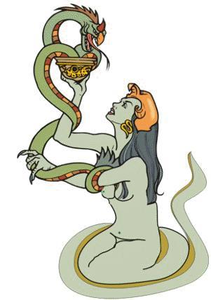 El vuelo de la serpiente